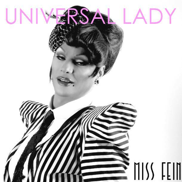"CD SINGLE ""Universal Lady"" (MISS FEIN)"